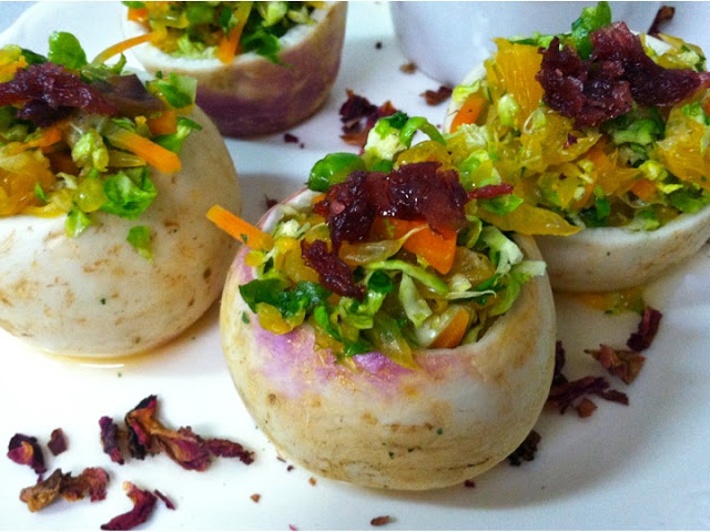 unusual salad recipes