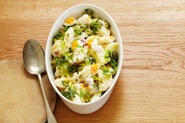 Classic potato & egg salad